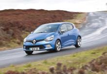 Renault Clio GT-Line 120 EDC Front Motion