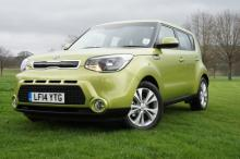 Kia Soul Connect Plus