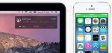 Continuity on iOS 8