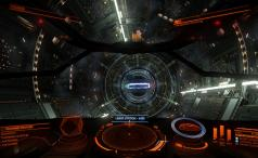 Elite: Dangerous space station interior