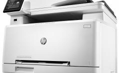 Low front right, LaserJet Pro MFP M277dw