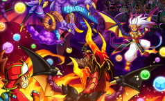 Puzzle & Dragons header