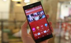Sony Xperia Z3+ hands on
