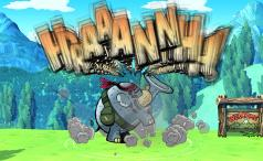Tembo the Badass Elephant screenshot header