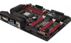 Asrock Fatal1ty Z170 Gaming K6+ three quarters