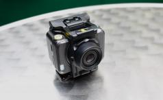 4GEE Action Cam front angle