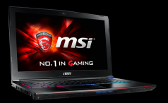 MSI GE62 2QE Apache front