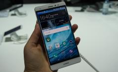 Huawei Mate S hands on standard edition
