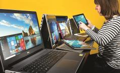 Laptop group test