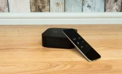 4th Gen Apple TV hero