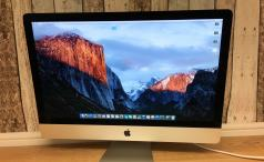 Apple 27-inch iMac with 5K Retina Display (2015) hero