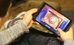 Nvidia Shield Tablet K1 - Hearthstone