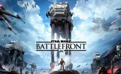 Star Wars: Battlefront - cover