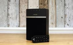 Bose SoundTouch 10 front