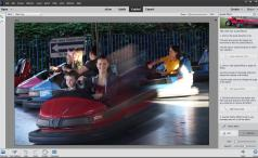 Photoshop Elements 14 guided