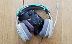 Astro A40 headphones with M80 MixAmp