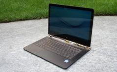 HP Spectre 13 main side