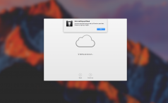 Unable to sign in to iCloud