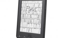 TrekStor eBook Reader Pyrus