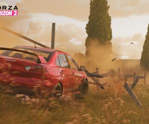 Forza Horizon 2 cross country