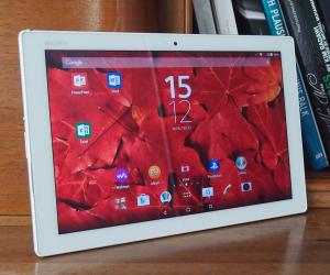 Sony Xperia Z4 Tablet header