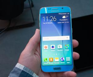 Samsung Galaxy S6 hands on hero