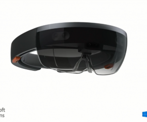 Windows 10 HoloLens render front