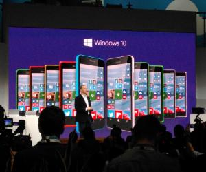 Microsoft Windows 10 phones