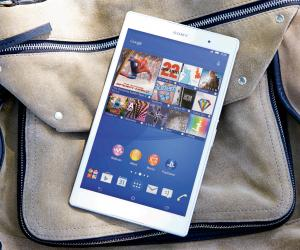 Sony Xperia Z3 Tablet Compact header