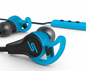 SMS Audio In-Ear Wireless Sport close-up