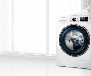 Samsung WW6000 Ecobubble washing machine