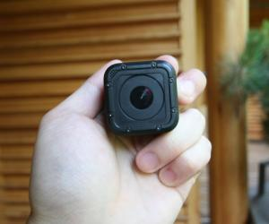 GoPro Hero4 Session no case