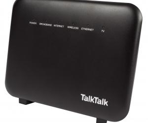 TalkTalk HG635 Super Router front
