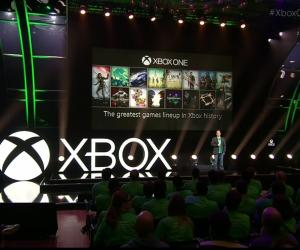 Xbox lineup from Gamescom