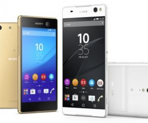 Sony Xperia M5 and Xperia C5 Ultra