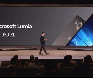 Microsoft Lumia 950 and 950 XL