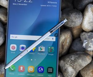 Samsung Galaxy Note 5 S-Pen and Display
