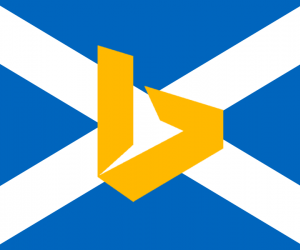 Bing predicts Scottish referendum