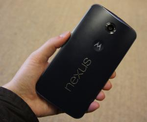 Nexus 6 rear