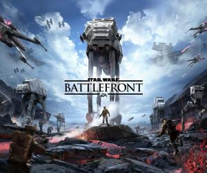 Star Wars Battlefront header