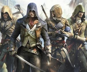 Assassin's Creed Unity header