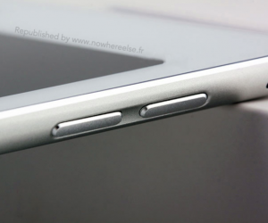 iPad Air leak