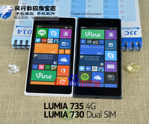 Nokia Lumia 730 leak