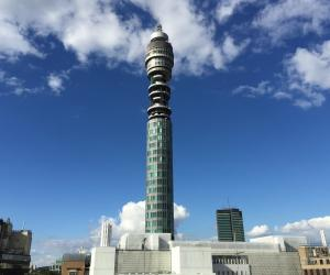 iPhone 6 Plus BT Tower sample shot