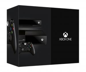 Microsoft Xbox One box