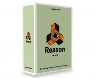 Propellerhead Reason 8 box