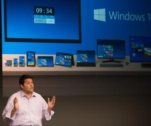 Windows 10 family Terry Myerson