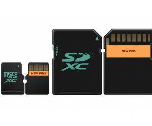 300MB/s SD cards