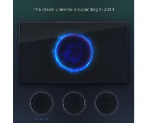 Valve Steambox countdown