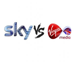 Sky vs Virgin